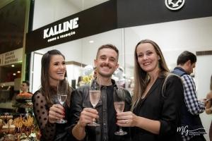 Inauguração Kalline